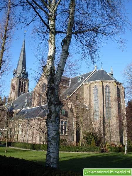 - R.K. kerk, Maria Geboorte, Uitgeest.