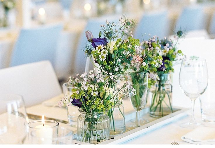 Iris und Bernhard, Wiesenblumen-Hochzeit in Salzburg von Siegrid Cain Photography