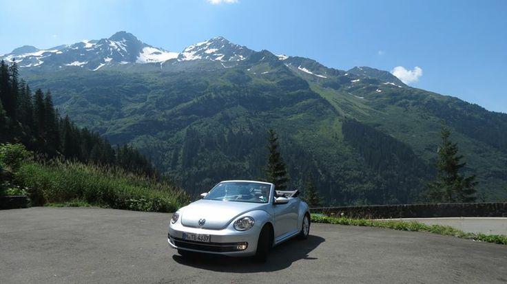 July 2013. One week in Alps (Germany, Switzerland, Italy, Austria, Liechtenstein). Beautiful views, good roads, excellent weather!