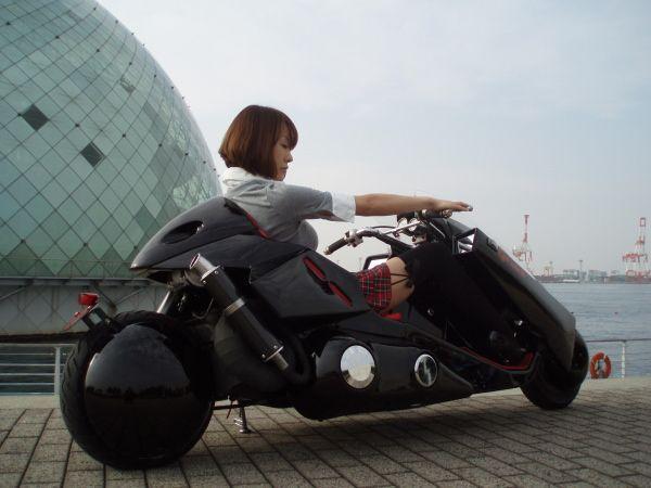 Pin By Mycont On Sci Fi Futuristic Bike Shop Futuristic City City Landscape