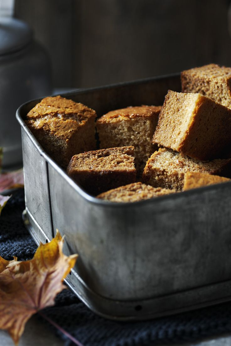 A classic Yorkshire ginger cake