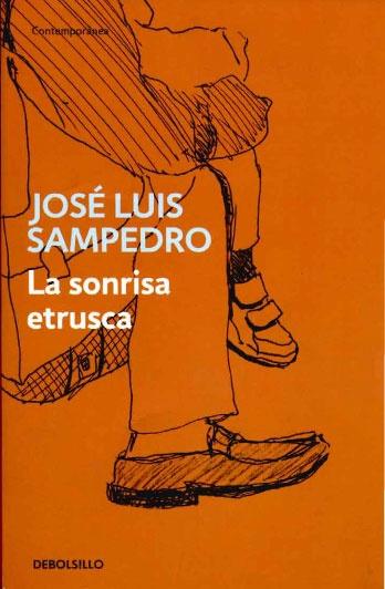 La sonrisa etrusca  by José Luis Sampedro