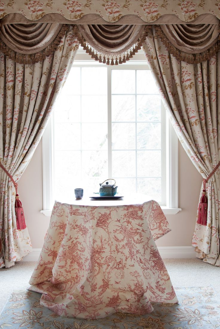 117 Best Classic Curtains Images On Pinterest Curtain