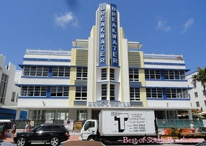 Miami Beach Hotels Art Deco Google Search Fort Lauderdale Group Transportation Services Pinterest And