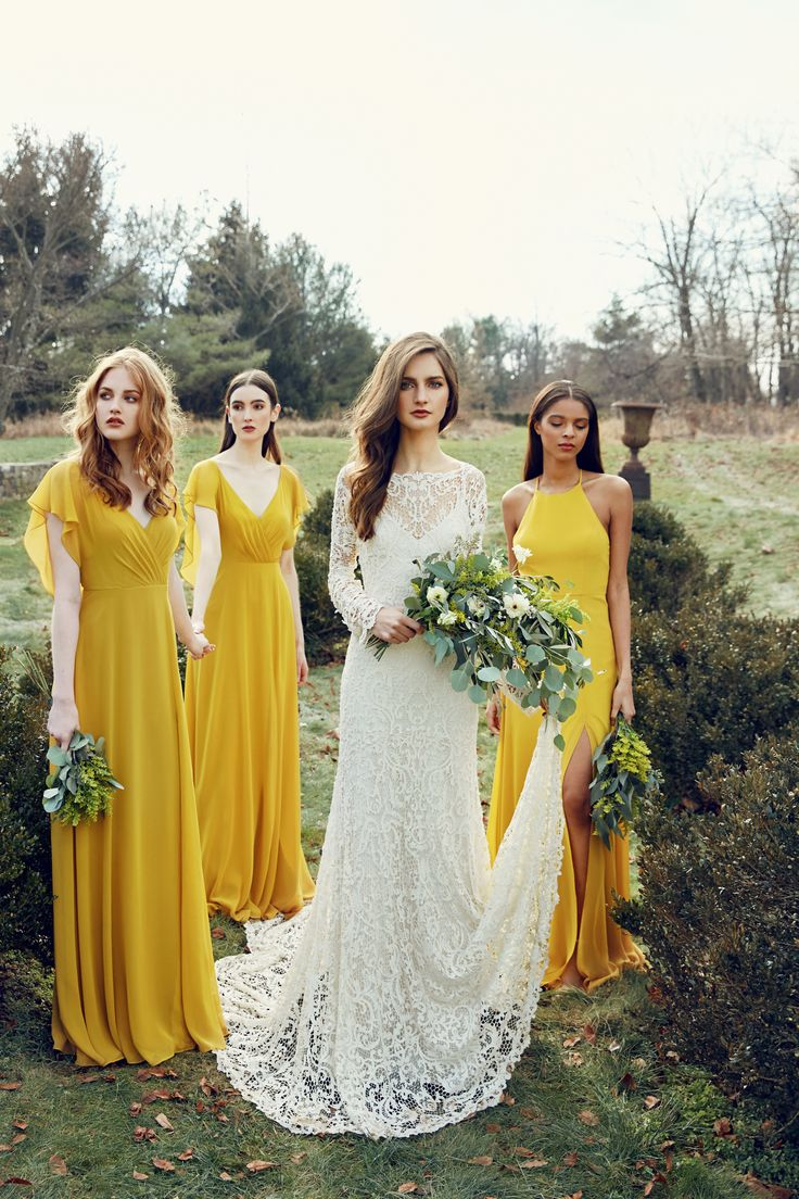 Two Gown Collections That Will Rule Your 2018 #sponsored