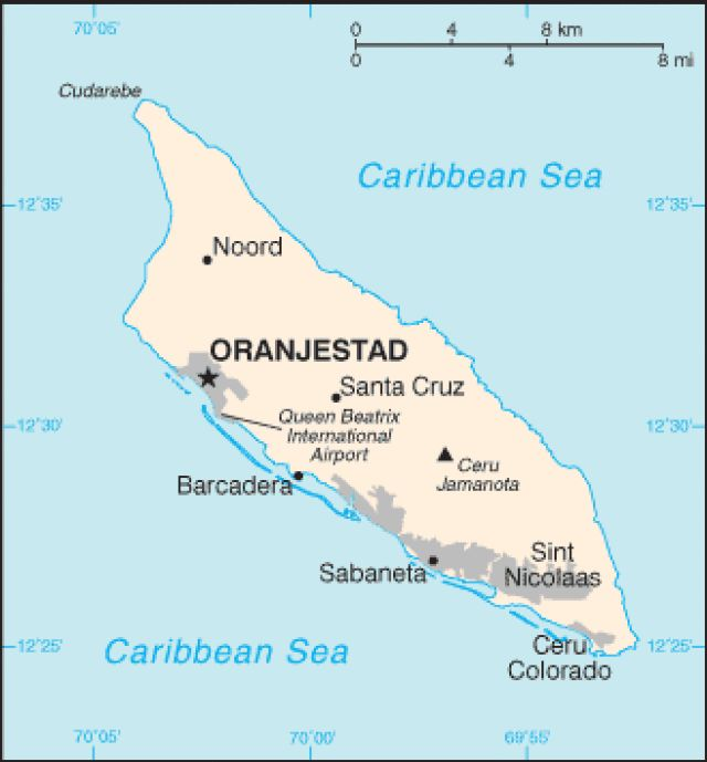 Best Map Of Aruba Ideas On Pinterest Brickhouse Cafe Aruba - Aruba map of us