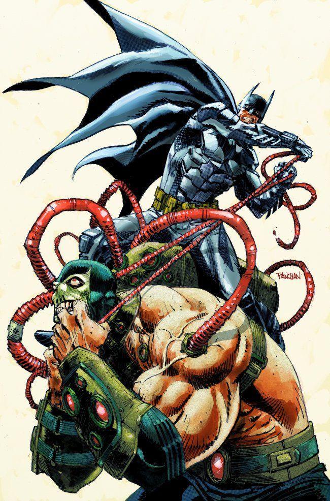 Batman: Arkham Knight #6 by Dan Panosian *
