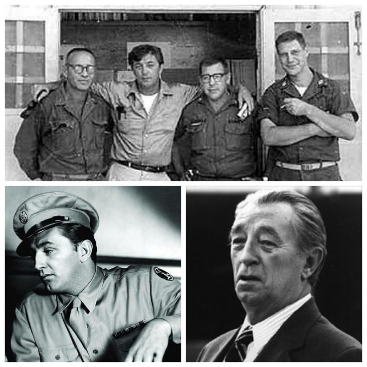 Robert Charles Durman Mitchum (August 6, 1917 – July 1, 1997) was an American film actor, author, composer and singer. He was drafted into the United States Army.