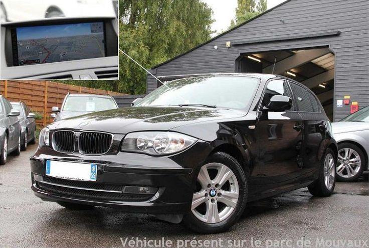 OCCASION BMW SERIE 1 (E87) (2) 120D 177 LUXE 5P