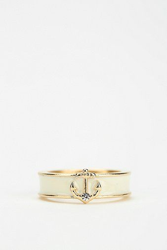 Missy Anchor Ring Great For A Mans Or Woman S Wedding Band