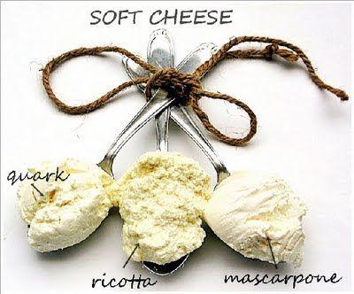 DIY soft cheeses