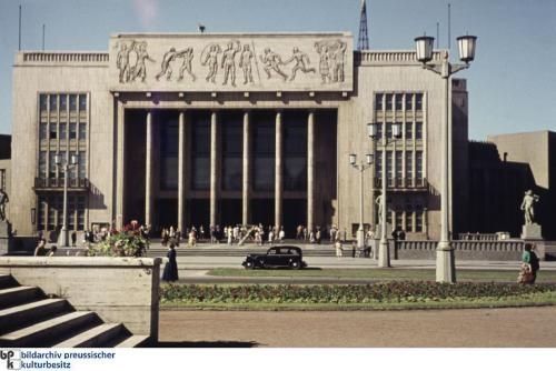 Deutsche Sporthalle, Berlin