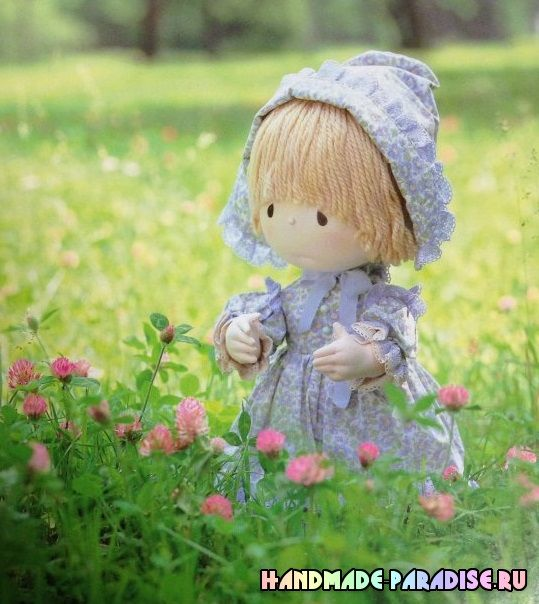 Красивые куклы Kyoko Yoneyama. Идеи для вдохновения