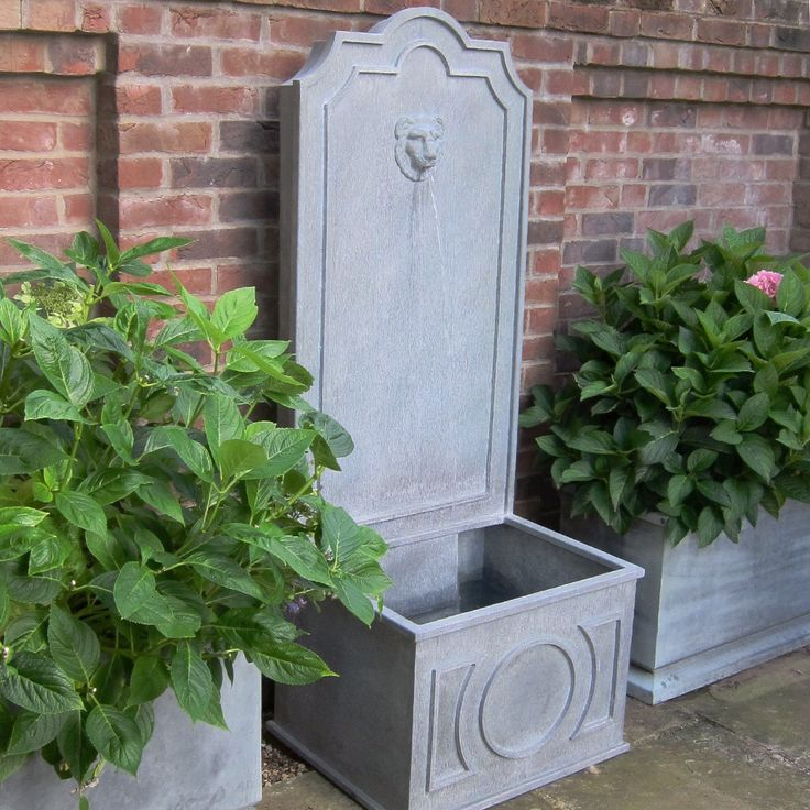 The Tiber Water Feature Is An Elegant, Traditional Fountain. This Self  Contained Water Fountain Is An Essential Centre Piece To Any Garden Or  Courtyard.
