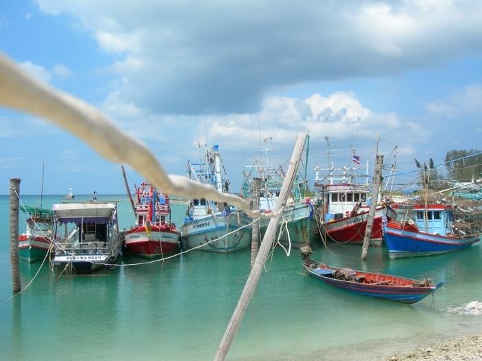 Ko Phangan, Tailandia