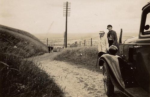 Ditchling Beacon, 1935 (3)