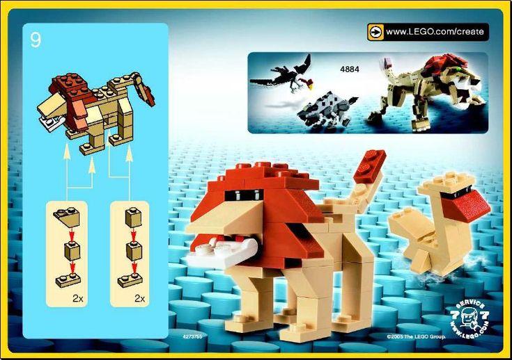 lego instruction manuals online free