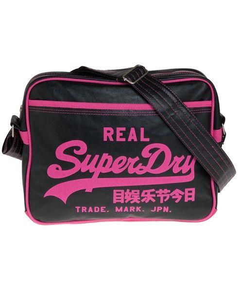 Superdry Alumni Bag - got this bag:_)