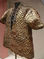 A coat of armor made of pangolin scales, an unusual object, was presented to George III in 1820.  Scrotifera is a proposed clade of mammals within Laurasiatheria, consisting of the following six orders and their common ancestors: Artiodactyla, Even-toed ungulate,