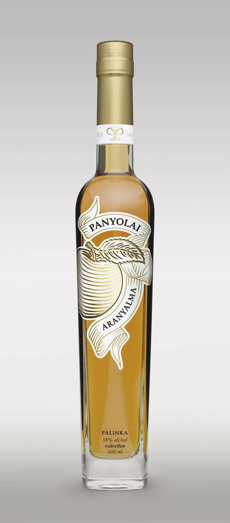 Panyolai Aranyalma Pálinka - #hungarian premium #schnapps