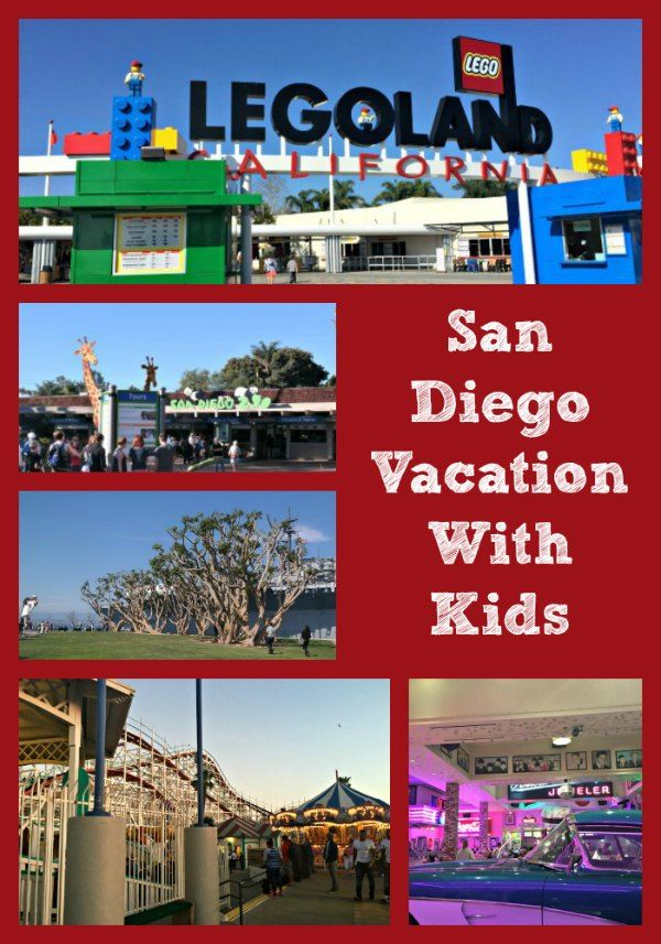 San Diego Vacation with Kids via @jodigrundig