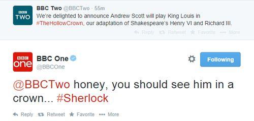 The BBC is amazing
