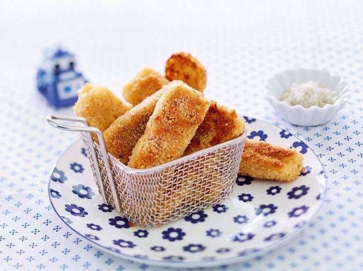 Avec les lectrices reporter de Femme Actuelle, découvrez les recettes de cuisine des internautes : Croquettes de purée d'endives