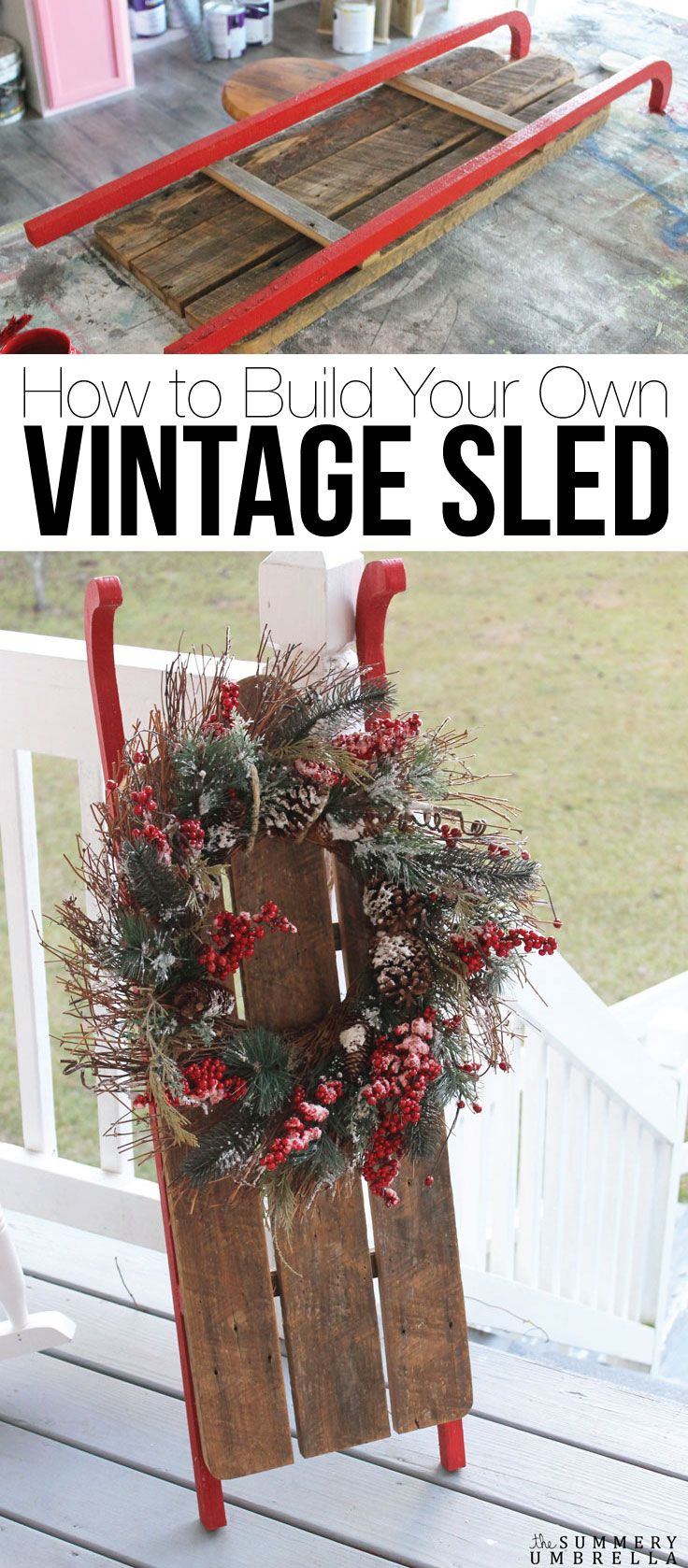 Have you been craving your very own vintage sled, but need a more wallet-friendly version? Don't miss out--full details right this way!