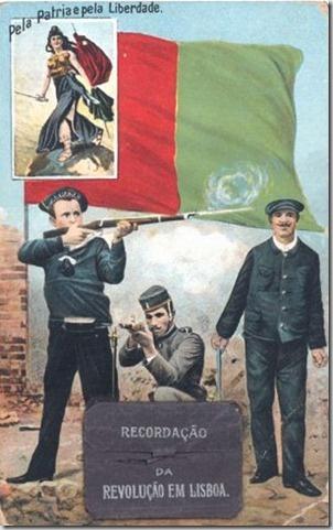 Restos de Colecção: 5 de Outubro de 1910