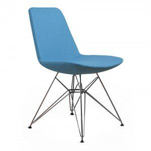 Light Blue Paris Dining Chair