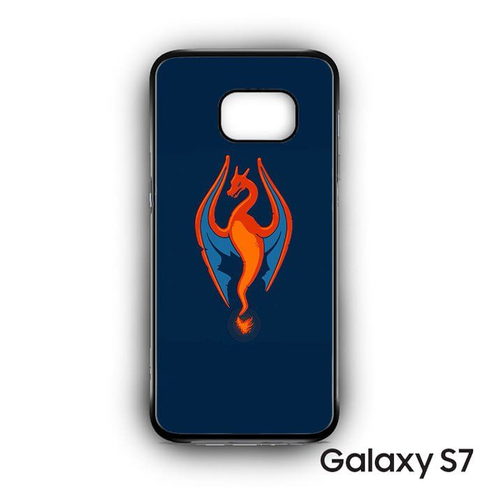 Skyrim pokemon for Samsung Galaxy S7 phonecases