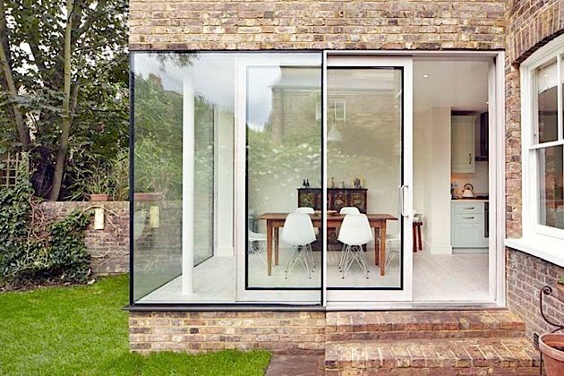 Architektur: Neuer Anbau im alten viktorianischen Stil | KlonBlog