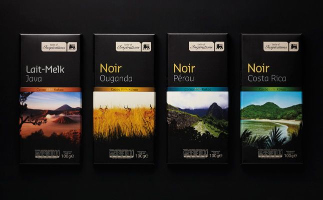Delhaize Taste of Inspirations coffees