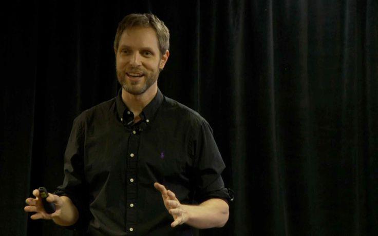 Dr. Andreas Eenfeldt - 'A Global Food Revolution'