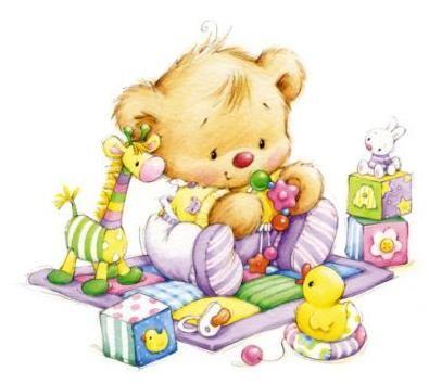 Baby Bear 1/12