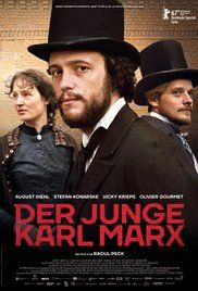 The early years of Karl Marx, Friedrich Engels and Jenny Marx, between Paris, Brussels and London.