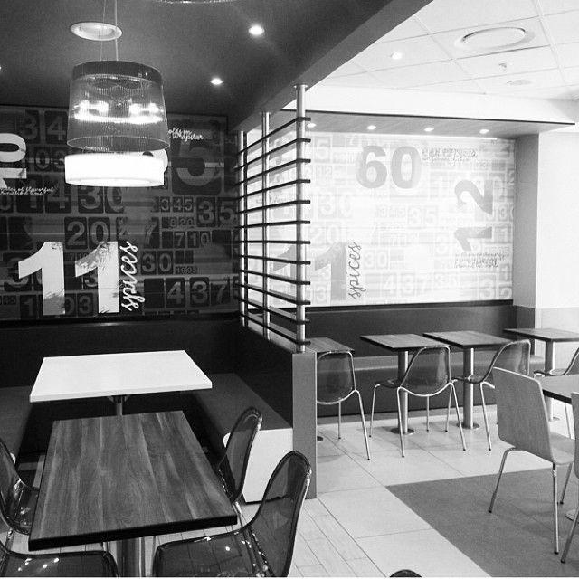 KFC Die Meent interior design