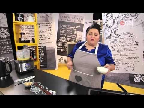 Маффины с кремом и шоколадом - YouTube