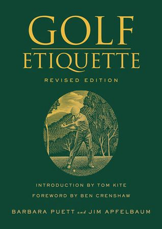 Golf Etiquette, Revised Edition (Music on the golf course is not considered acceptable, no is listening to your crappy football team. Either play golf or don't)