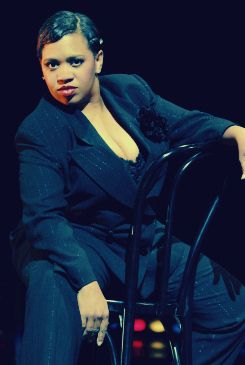Would love to see Chandra Wilson as Big Mama Thornton from Chicago on Broadway