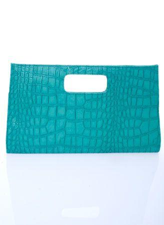 Cartera tipo sobre con textura. #purse #cartera #accesories
