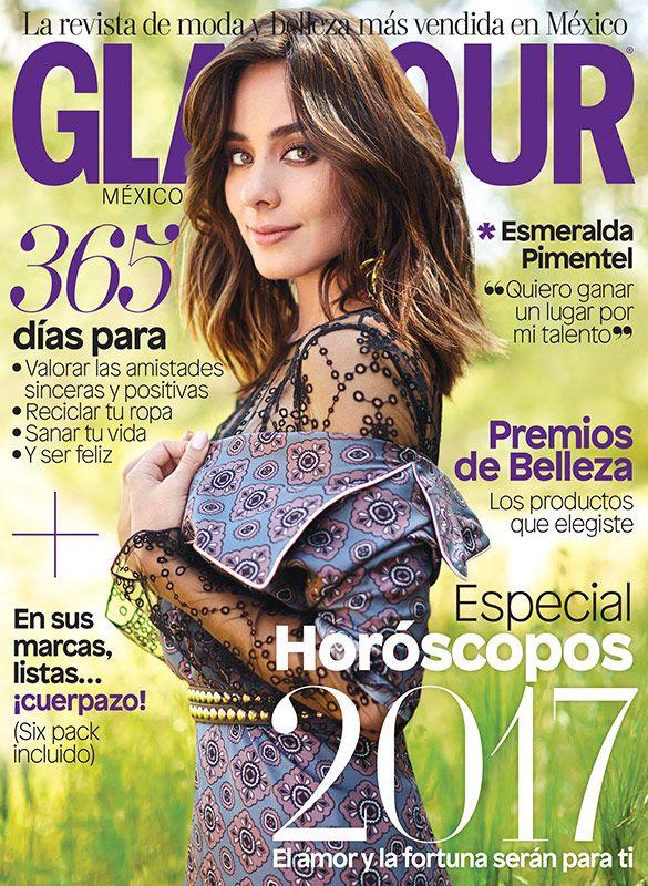 ¡Esmeralda Pimentel es nuestra gran estrella de portada! Corre por tu revista y no te pierdas las grandes sorpresas que tenemos para ti.