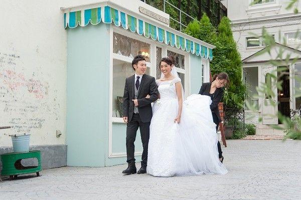 【バンタンデザイン研究所】結婚式の現場を体験♪サマーセミナーで模擬挙式!