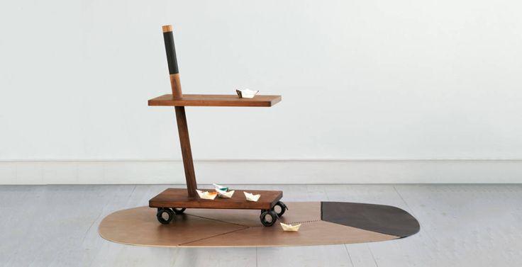 Design in movimento: i carrelli portavivande. https://www.homify.it/librodelleidee/85238/design-in-movimento-i-carrelli-portavivande