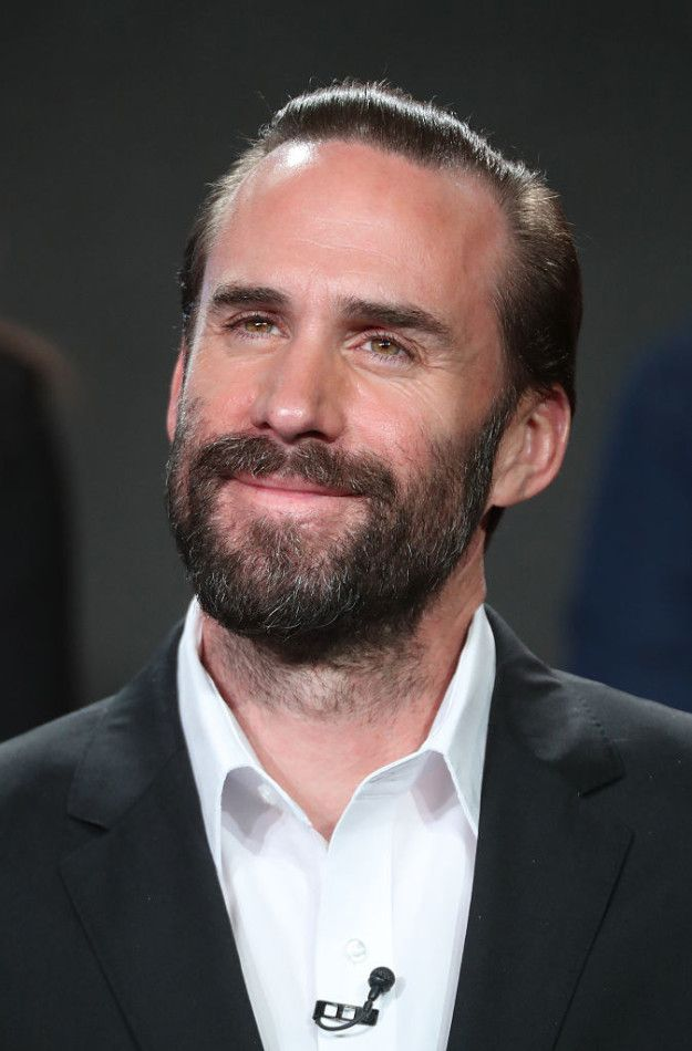 This is Joseph Fiennes. | You Will Not Be The Same After Seeing Joseph Fiennes As Michael Jackson