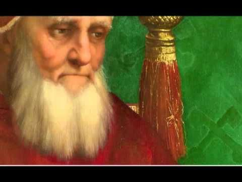 (2) Raphael, Portrait of Pope Julius II | Raphael | Khan Academy