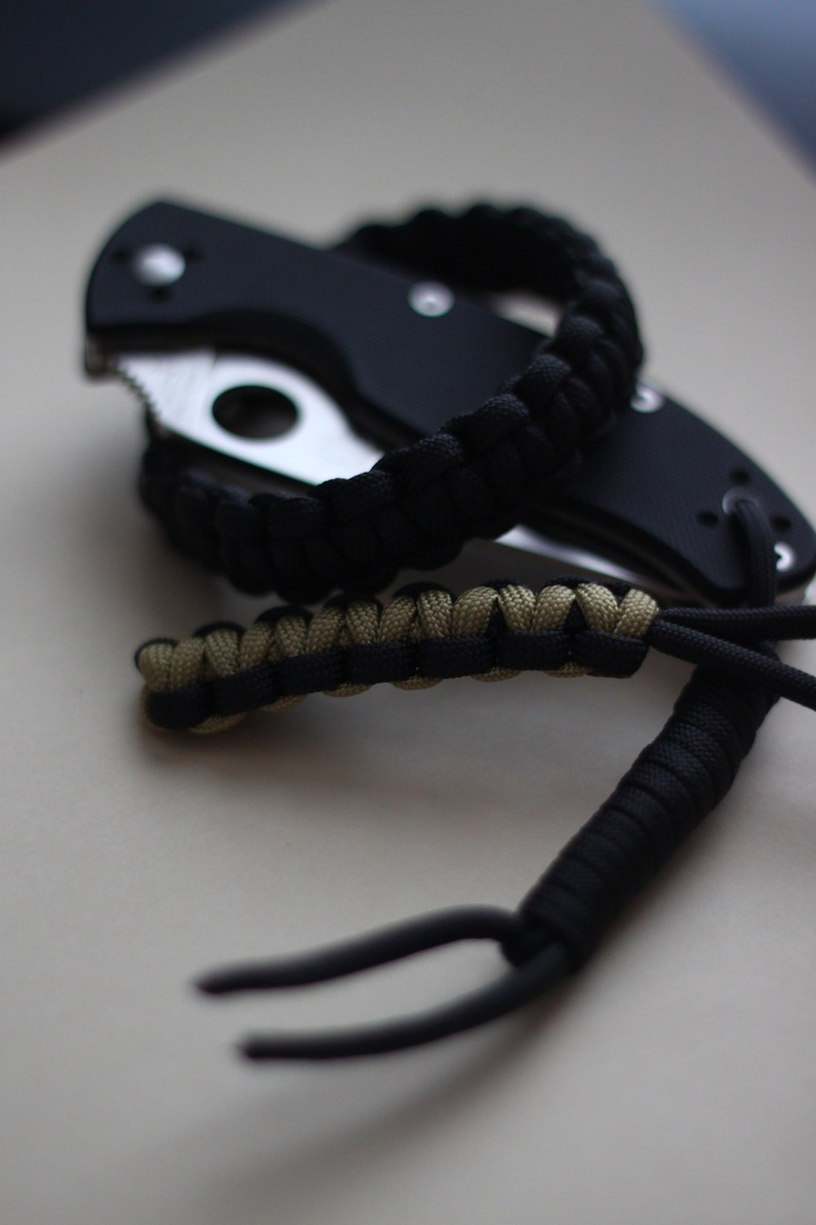 675 best images about paracord items on pinterest for Easy paracord lanyard