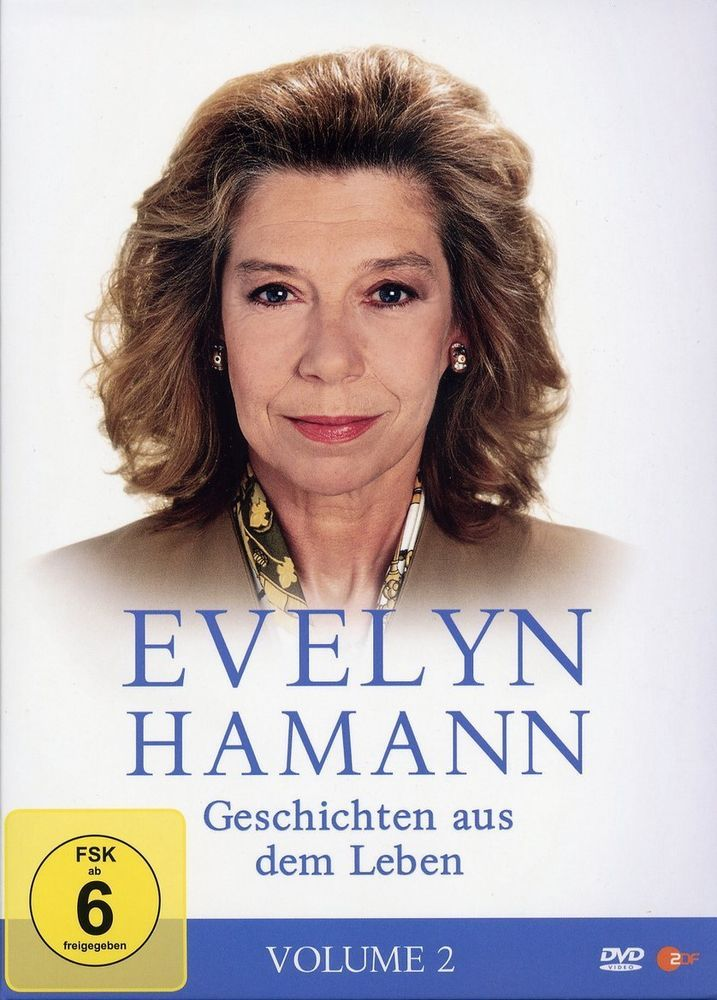 Evelyn Hamann - Geschichten aus dem Leben VOL 2 ( 3 DVD )
