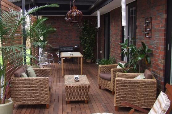 Timber Decking Ideas by Cornerstone Landscape Construction and Design