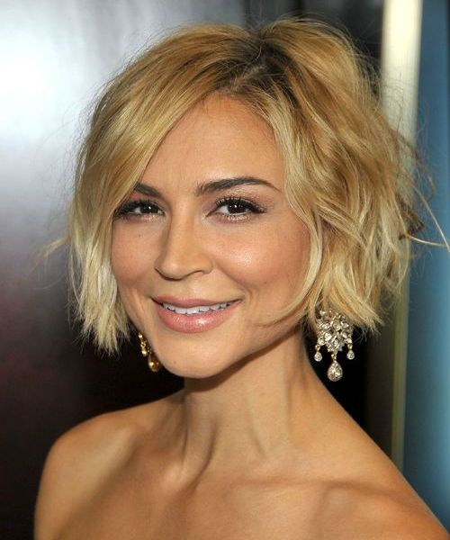 19 Of The Amazing Messy Bob Haircuts 2020 For Women To